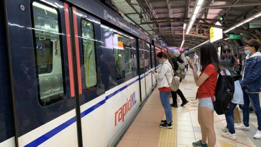 マレーシアで利用する公共交通機関