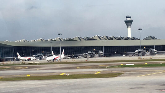 クアラルンプール国際空港の概要とアクセス交通