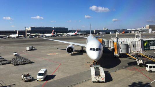 マレーシア国内を飛行機で移動する