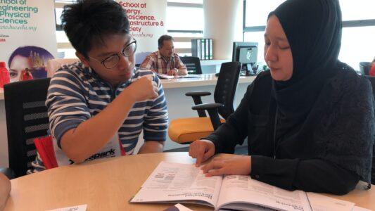 マレーシアで通う小中学生向けの学習塾